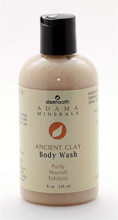 Clay Detox Pdf by Uniquely Sensitive Wash Skin Care Line With