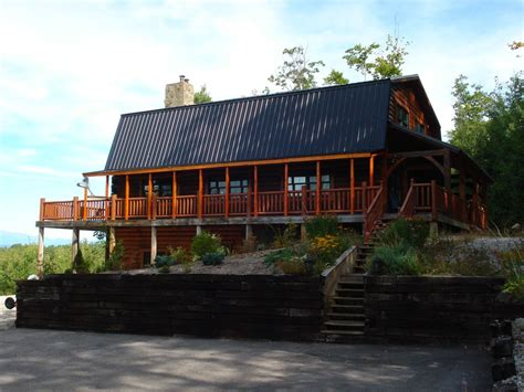 The Cabin Conway by Beautiful European Log Cabin Vrbo
