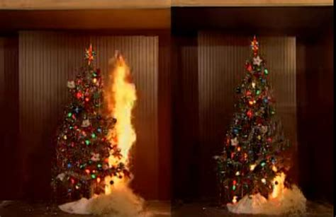 follow these tips to prevent christmas tree fires