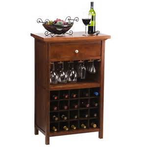 Wine Rack With Storage vicenza 20 bottle wine table with glass storage wine racks at hayneedle