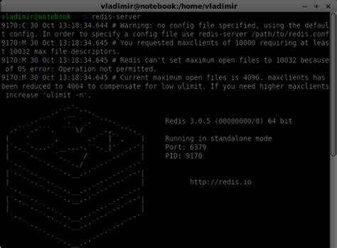 Tutorialspoint Redis | webrtc security