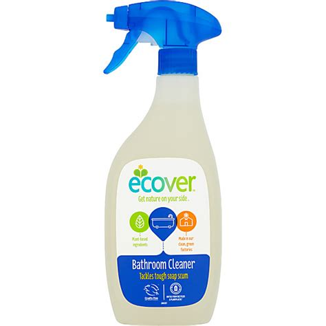 Cleaners For Bathroom by Ecover Bathroom Cleaner Ecover Bathroom Cleaning Products Ecover