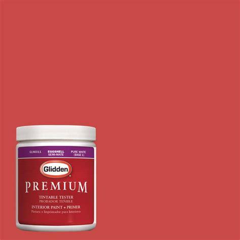 home depot paint tester glidden premium 8 oz hdgr53u