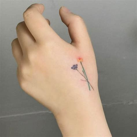 professional hand poked tattoo 84 best hand poked tattoos images on pinterest