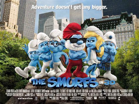 Komik Smurf Kecil Dan Robot Smurf dunia kartun smurf