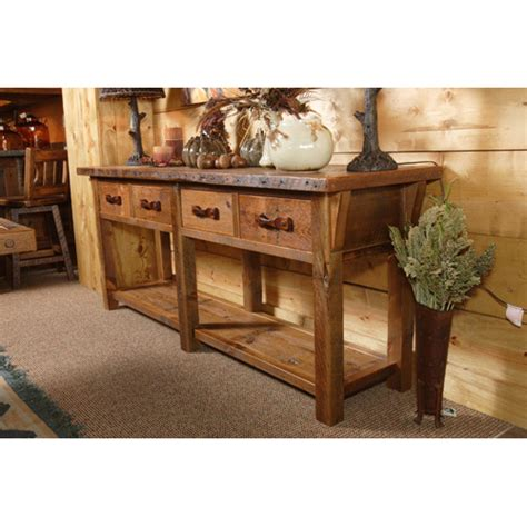 living room sofa table stony console table 7ft green gables