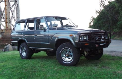 toyota land cruiser fj62 1990 toyota land cruiser fj62 for sale on bat auctions
