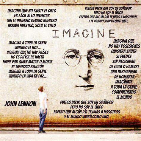 imagenes john lennon letra en ingles john lennon frases y citas celebres