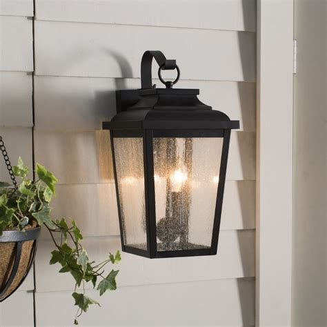 outdoor lighting lantern 3 light outdoor wall lantern farmhouse touches