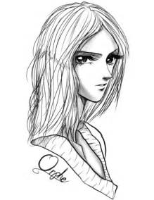 anime coloring orphe anime by gabriela gogonea coloring page free