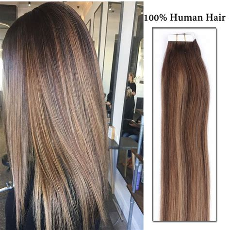 tape extensions remy hair pictures images photos tape hair extensions balayage remy hair tape extension
