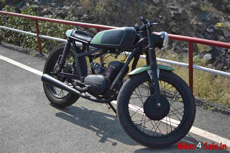Modified Enduro Bikes by Custom Modified Rajdoot 175 Cc Motorcycle Motorcycles
