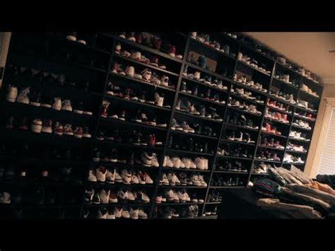 Michael Shoe Closet by A Quot Sneak Peek Quot Inside Stephen Jackson S Sneaker Closet