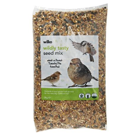 wilko wild bird seed 2kg at wilko com