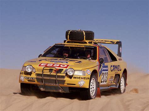 peugeot 405 t16 peugeot 405 t16 grand raid version 1988 90 rally