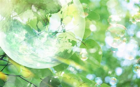 wallpaper for green environment 壁纸1680 215 1050梦幻清新绿色大自然ps壁纸壁纸 梦幻大自然 绿色环境主题ps壁纸 第一集 壁纸图片 风景壁纸