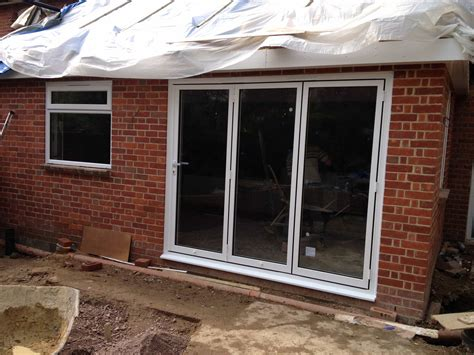 bi folding glass doors bi folding doors dorking glass patio doors doors