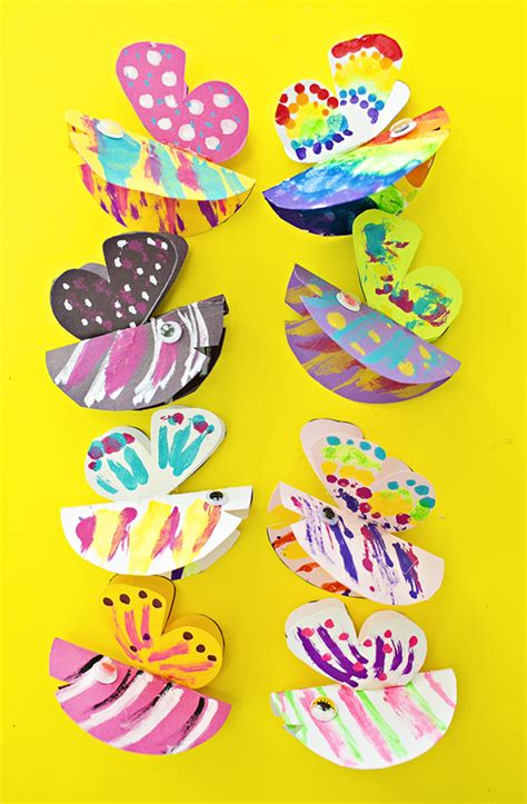 figuren aus papier schneiden 1001 ideen und anleitungen zum thema basteln mit kindern