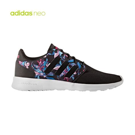 adidas qt racer adidas cloudfoam qt racer shoes ladies cummins sports