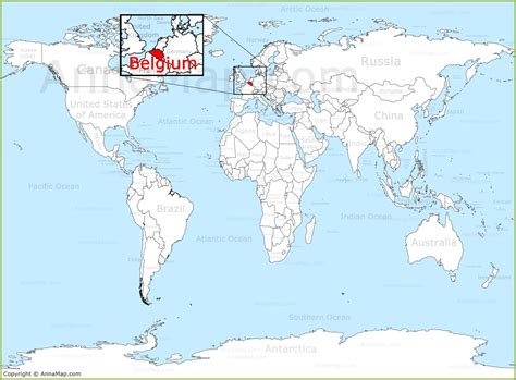where is belgium on the map belgium on the world map annamap