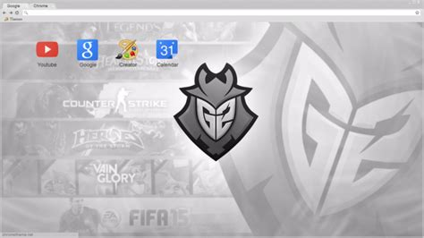 theme chrome hearthstone g2 esports logo theme chrome theme themebeta