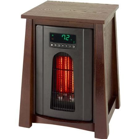 lifesmart lifelux extra large room infrared heater