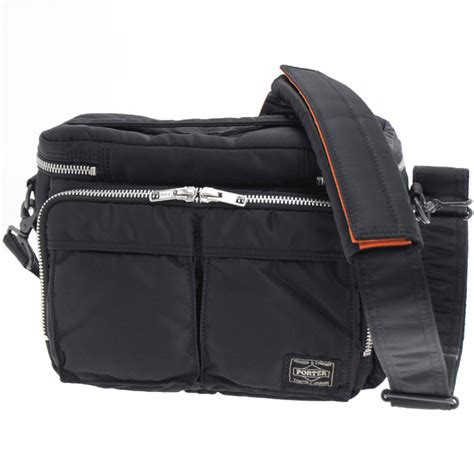 Luggage Label Yoshida Sling Bag yoshida kaban store 吉田カバン yoshida co ltd