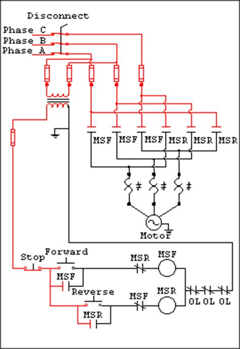 single phase wiring diagram forward get free
