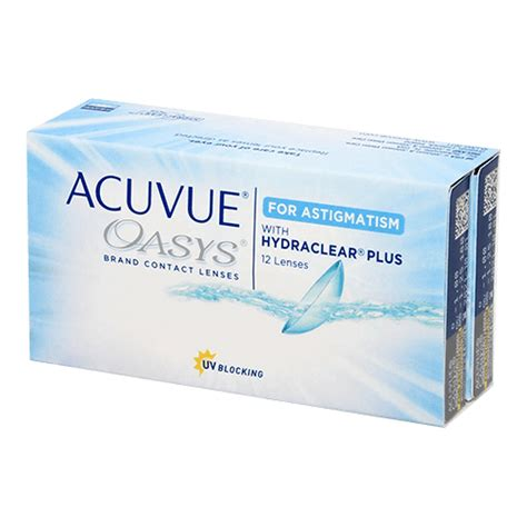 colored contacts for astigmatism acuvue acuvue oasys for astigmatism 12 contact lenses
