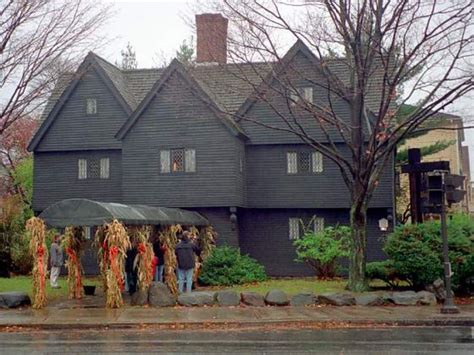 The Witch S House by The Salem Witch House History Salem Ma Patch
