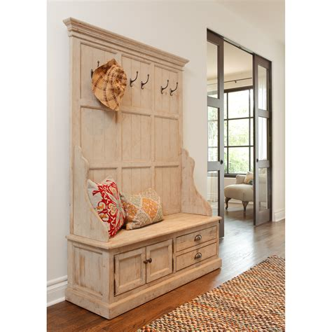 kosas home elodie pine storage entryway bench reviews