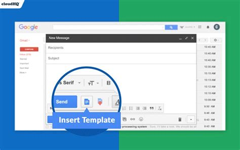 Gmail Email Templates Chrome Web Store Mailchimp Import Template