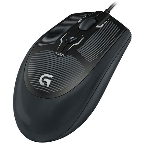 Logitech G100s Optical Gaming Mouse logitech g100s optical gaming mouse rat 243 n