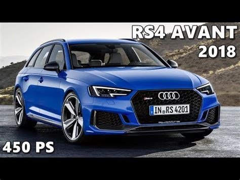 audi rs avant official launch film youtube