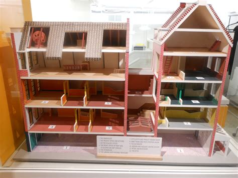 anne frank house file anne frank house model jpg