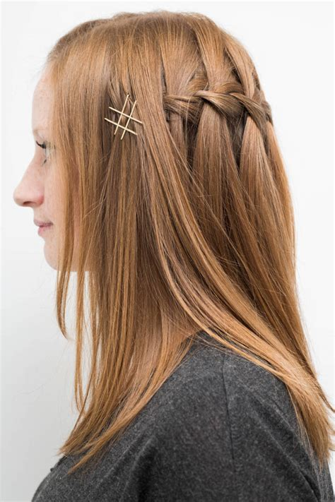 casual hairstyles with bobby pins easy to do hairstyle ideas with bobby pins haircuts and