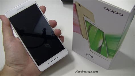 format factory oppo oppo r7s hard reset factory reset and password recovery
