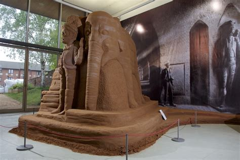 the elephant in the room the sand house