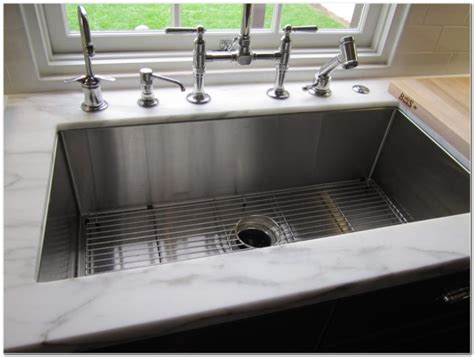 Deep Inset Stainless Steel Sinks   Sink And Faucet : Home