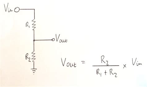 voltage divider circuit pull up resistor how to find resistor values for voltage divider 28 images voltage divider bias resistors