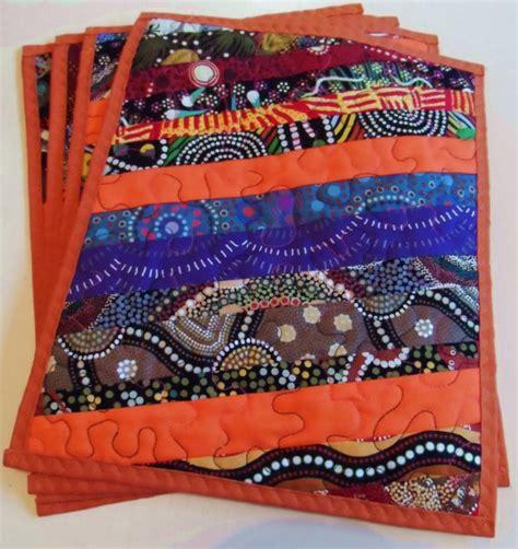 aboriginal design quilt cover 40 best australian quilts images on pinterest