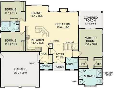 one level house plans with basement one level house plans with no basement unique floor