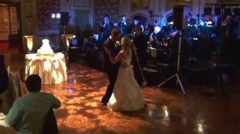 Cincinnati Wedding Reception Band   First Dance   You Are
