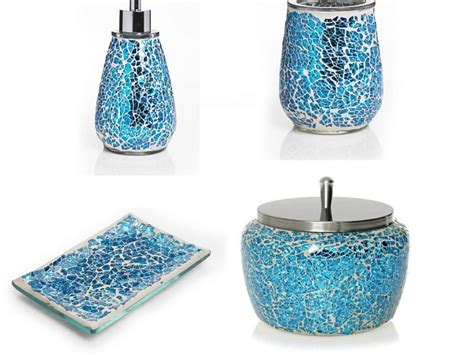 Mosaic Bathroom Accessories Mosaic Bathroom Accessories Pkgny