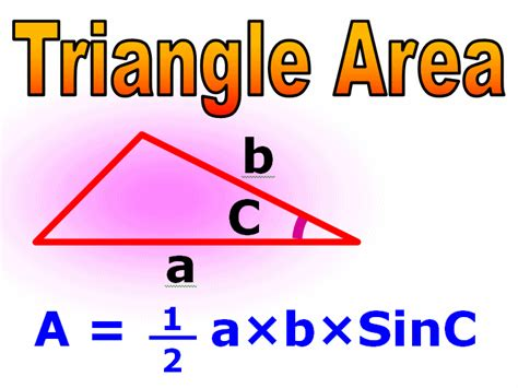 pattern rule for the area diploma plus net area of a triangle proof