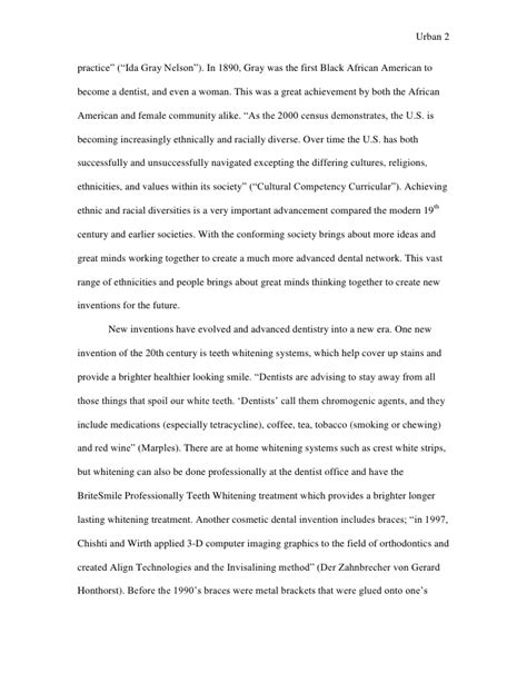 research paper on urbanization s senior project research paper