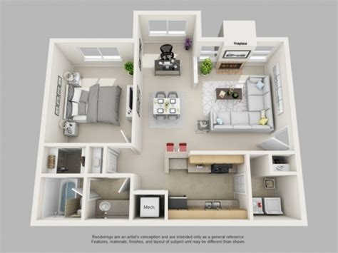 marvelous interior and exterior designs on design a room marvelous one bedroom house plans 3d house design interior