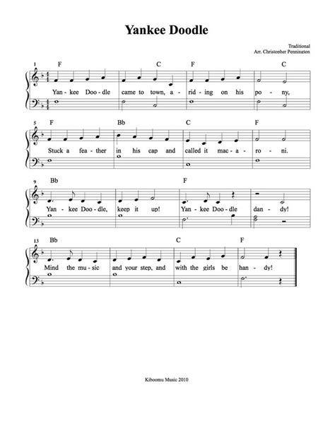 pin by kiboomu kids songs on kids songs pinterest 38 best images about kids sheet music on pinterest