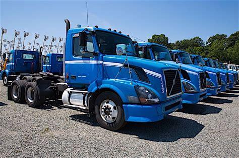 used semi trucks transportation semi trucks trailers jj auctioneers