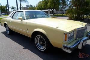 Buick Regal 1977 1977 Buick Regal Gm